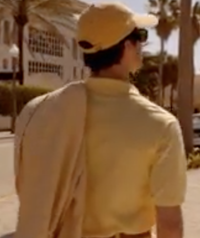 Andrew Cunanan Yellow Get The Look he Assassination of Gianni Versace: American Crime Story