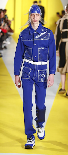 AW18 menswear trends Paris Maison Margiela Inside Out