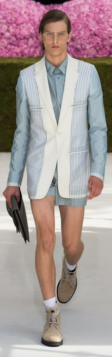 SS19 Trends Short Shorts Menswear Dior Homme