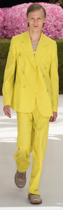 SS19 Trends Short Shorts Menswear Yellow Dior Homme