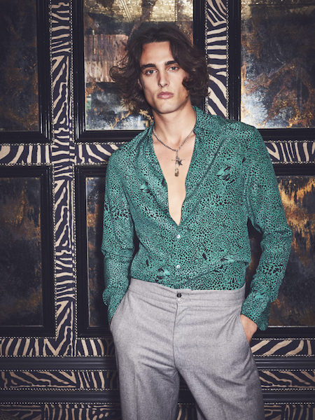 Men's Silk Shirt Menswear Trends MrSloane