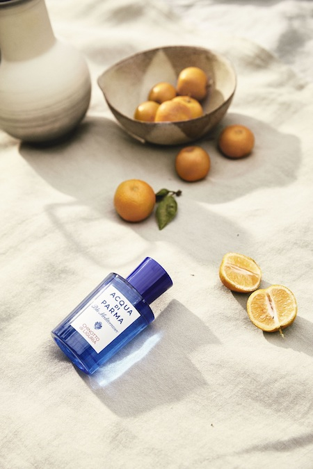 Acqua di Parma Blu Mediterraneo Chinotto di Liguria review tried tested fragrance