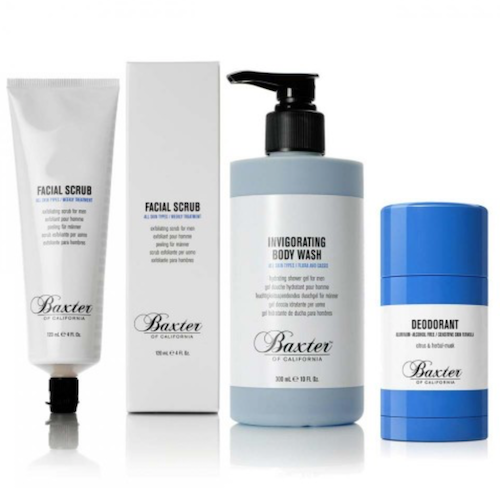 Review Baxter of California men's grooming expert