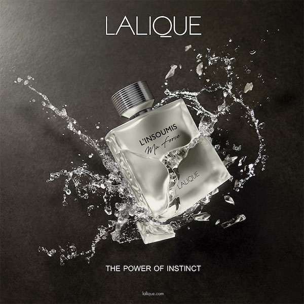 Men's Fragrance Review Lalique L'Insoumis Ma Force