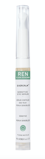 REN eye serum review tried tested sensitive