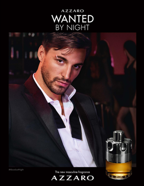 Azzaro men's fragrance Wanted By Night tried tested review