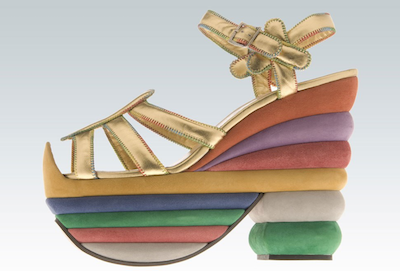 Ferragamo Judy Garland wedges colours