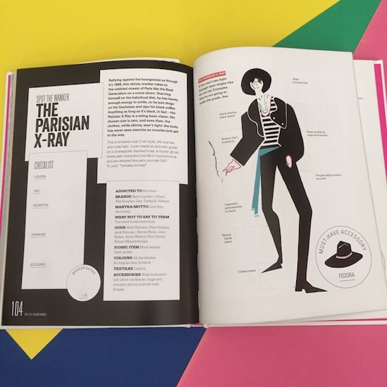 Book review Fashion Wankers Marcus Jaye