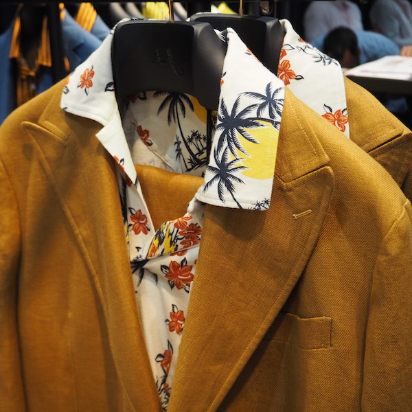 Best made in Italy brands at Pitti Uomo Florence SS20 DOPPIAA