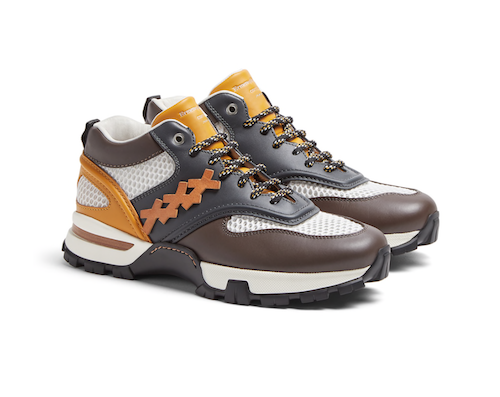 End of the chunky trainer sneaker Zegna