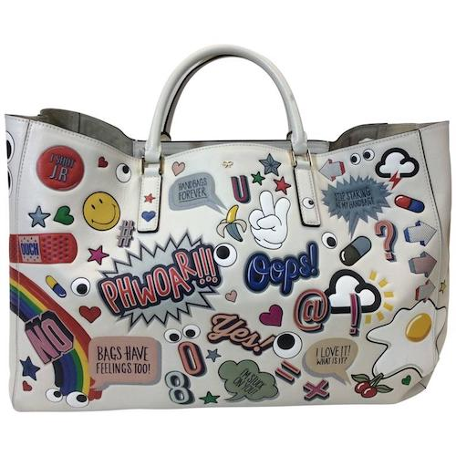 Anya Hindmarch up for sale