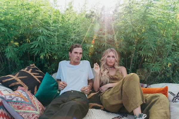 Hemp fashion CBD legalised cannabis Afends
