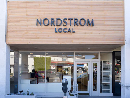 Nordstrom Local neighbourhood retail