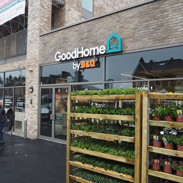 GoodHome by B&Q neighbourhood retail