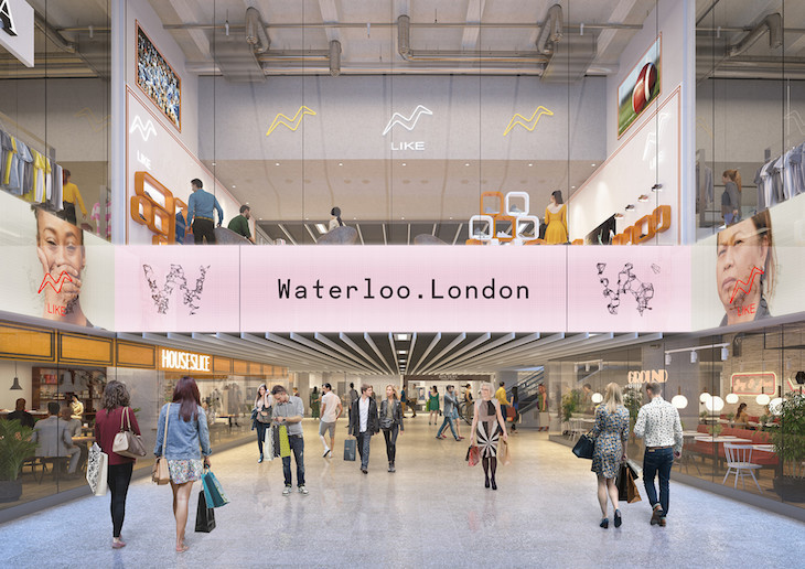 waterloo retail redevelopment