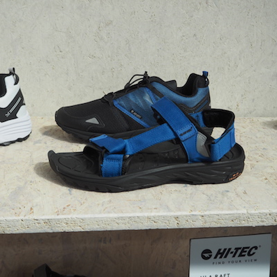 Berlin Seek trade shows trends SS20 UTILITY SANDALS HITEC menswear
