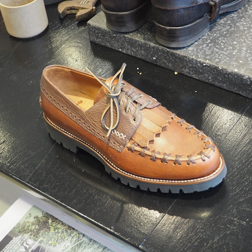 Copenhagen ciff revolver trends trade shows Uncle Bright shoes trends SS20 menswear