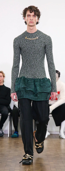 menswear trends aw20 fw20 JW Anderson