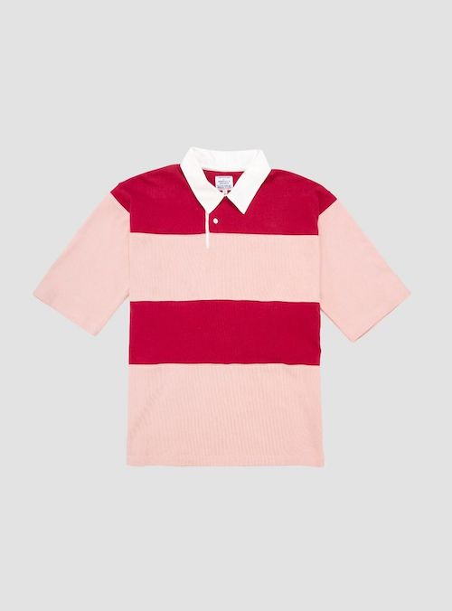 Drop out sports rugby shirt best menswear