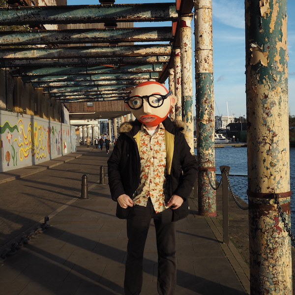Menswear OOTD The Chic Geek Blogger Parka London coat