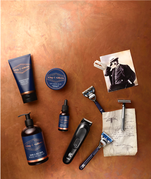 tried tested review King C Gillette shaving products grooming