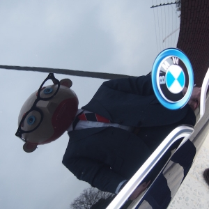 #OOTD 76 BMW i3 Future Icons 4/4 #Sponsored