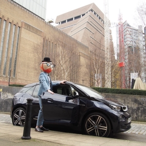 #OOTD 73 BMW i3 Future Icons 1/4 #Sponsored
