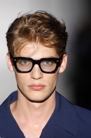 gucci spectacles spring 2015 menswear chic geek