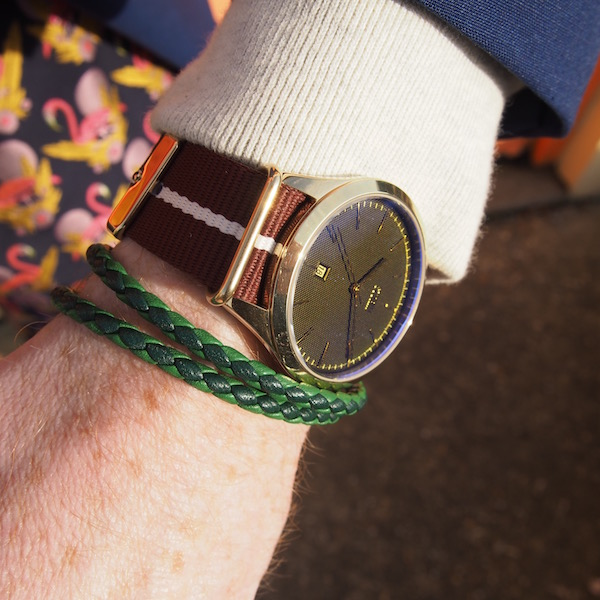 storm london watch ootd style menswear