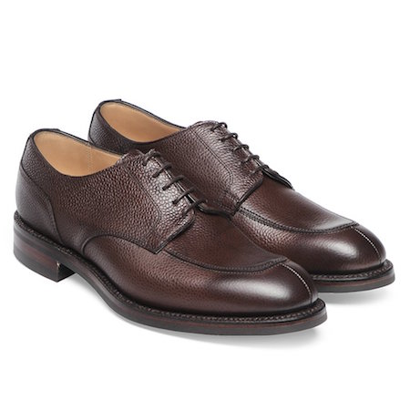 cheaney apron shoes the chic geek