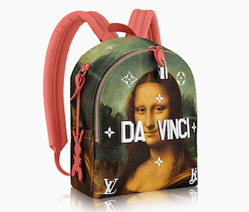 Chic Geek Menswear Style Awards 2017 Jeff Koons Louis Vuitton Turkey Bags Da Vinci