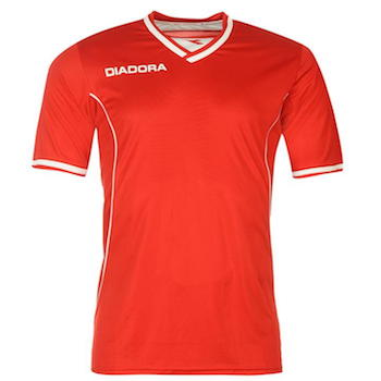 must have football fashion shirts The Chic Geek Diadora