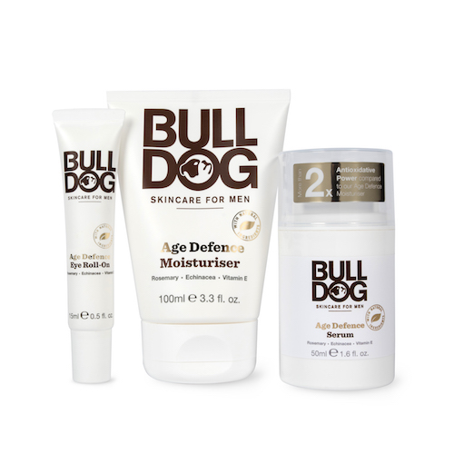 Review Bulldog Skincare Age Defence anti-aging The Chic Geek men's grooming expert