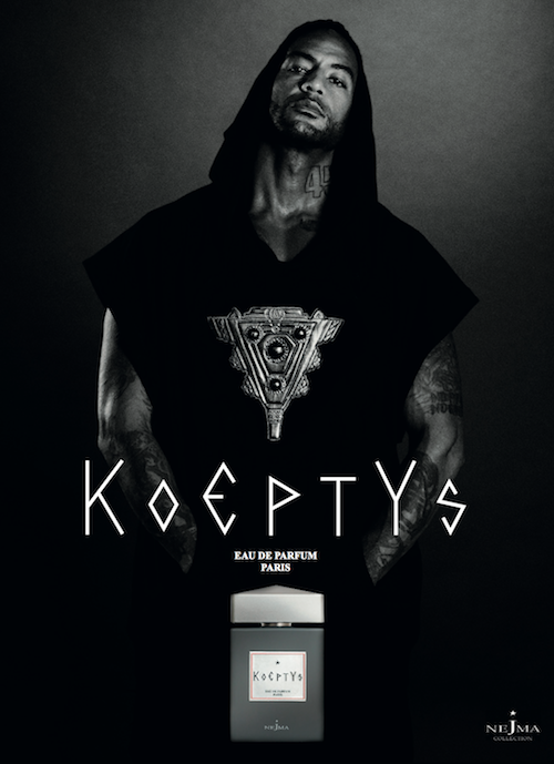 Review Nejma Koeptys Booba French rapper men's fragrance The Chic Geek men's grooming expert