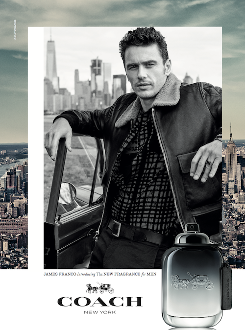 Review Coach For Men Fragrance James Franco