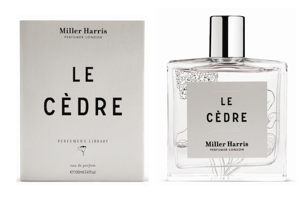 Review Miller Harris Le Cedre Perfumer's Library Fragrance Men's