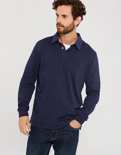 Autumn Winter Menswear Must Have Rugby Shirt Joules