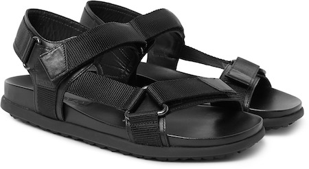 Mr Porter Arc'teryx Prada Men's Sandals SS18 Top menswear of the season