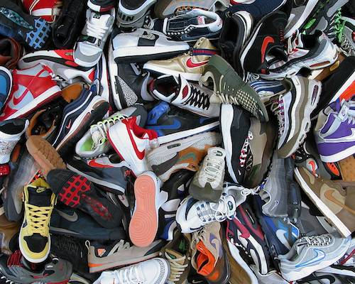 Male consumers are biggest footwear buyers sneakerheads trainers sneakers