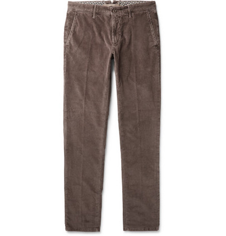 Best Cord Trousers Incotex Menswear