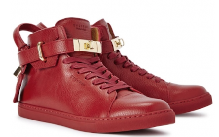 Get The Look Menswear Wild Wild Country Buscemi trainers Harvey Nichols'