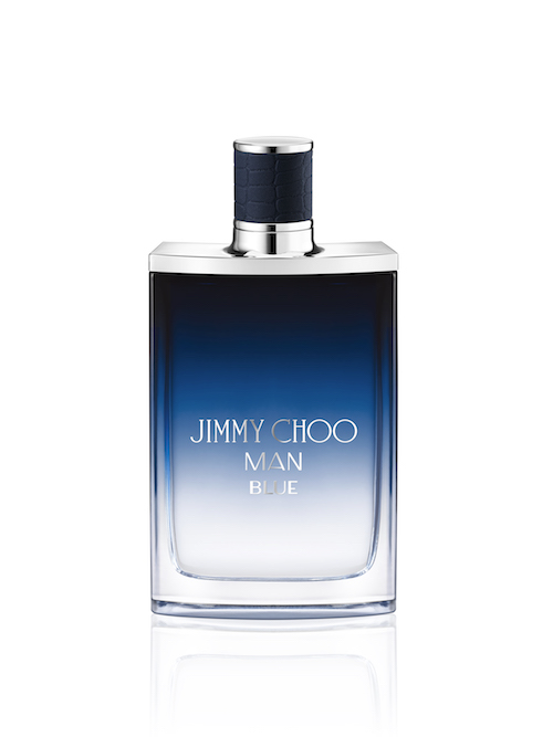 Jimmy Choo Man Blue fragrance review leather woody