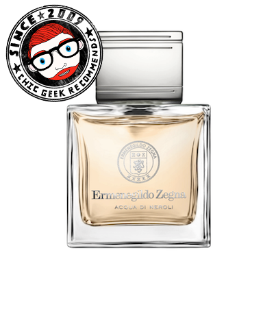 Men's Fragrance Review Ermengildo Zegna Acqua Di Neroli