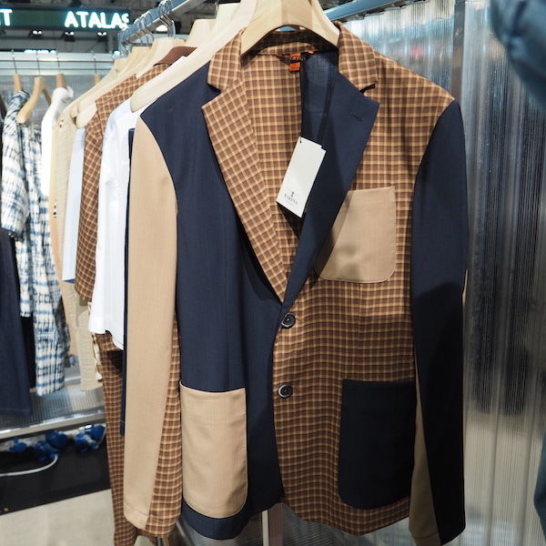 Best made in Italy brands at Pitti Uomo Florence SS20 BARENA