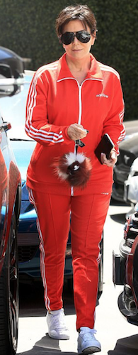 sportswear dominating fashion kris jenner