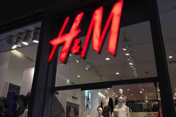 H&M Third Party Branded Goods selling