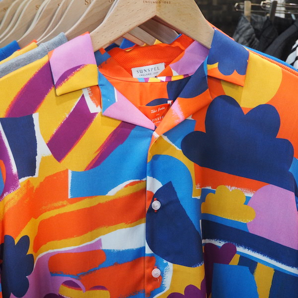 menswear trends PARIS TRADE SHOWS SS20 JOHN BOOTH X SUNSPEL