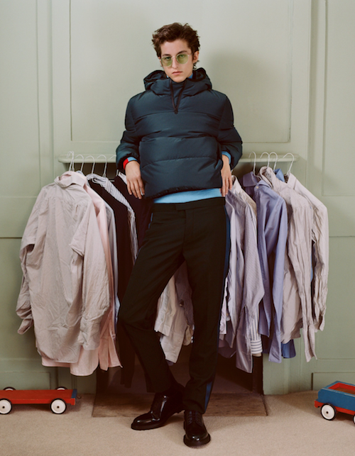 the importance of fashion stylists paul smith
