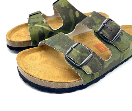 Label to know menswear Magnafied sandals Birkenstock holiday